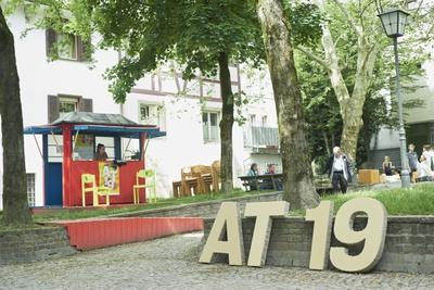 Teehaus am Raiffeisenplatz