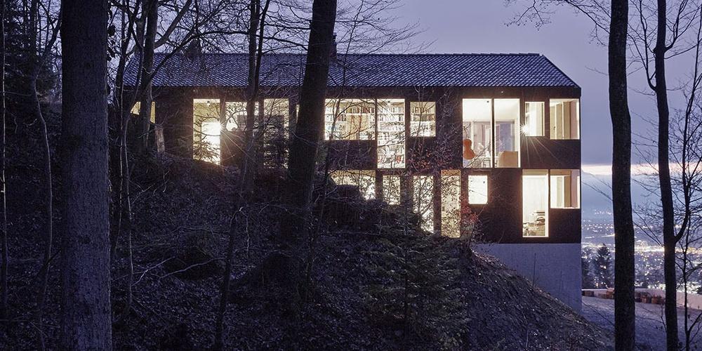 Preisträger 2015 | Haus Hohlen | Architektur und Bauherr: Jochen Specht